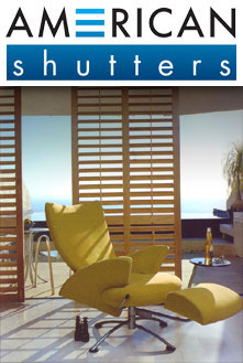 American Style Shutter