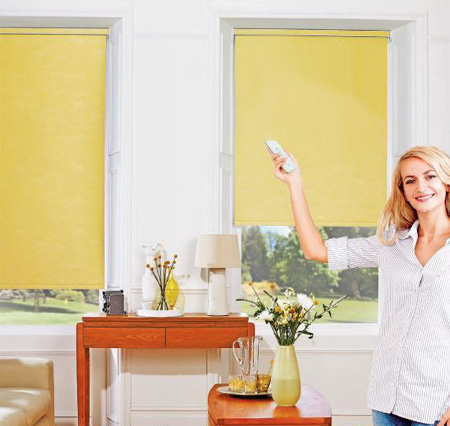 Effective Motorised Blinds