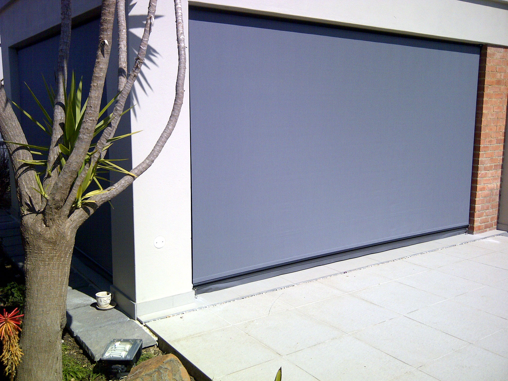 Exterior Blind Shading