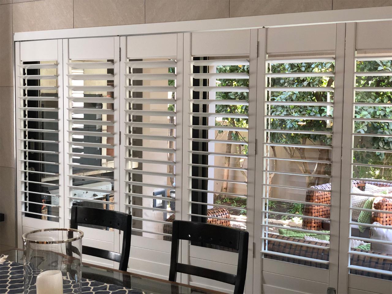 modern shutters