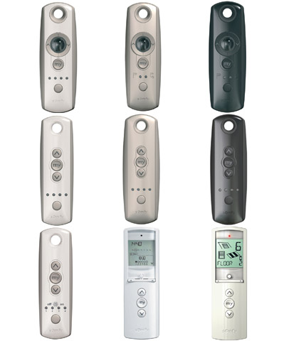 Motorised Blinds Remotes
