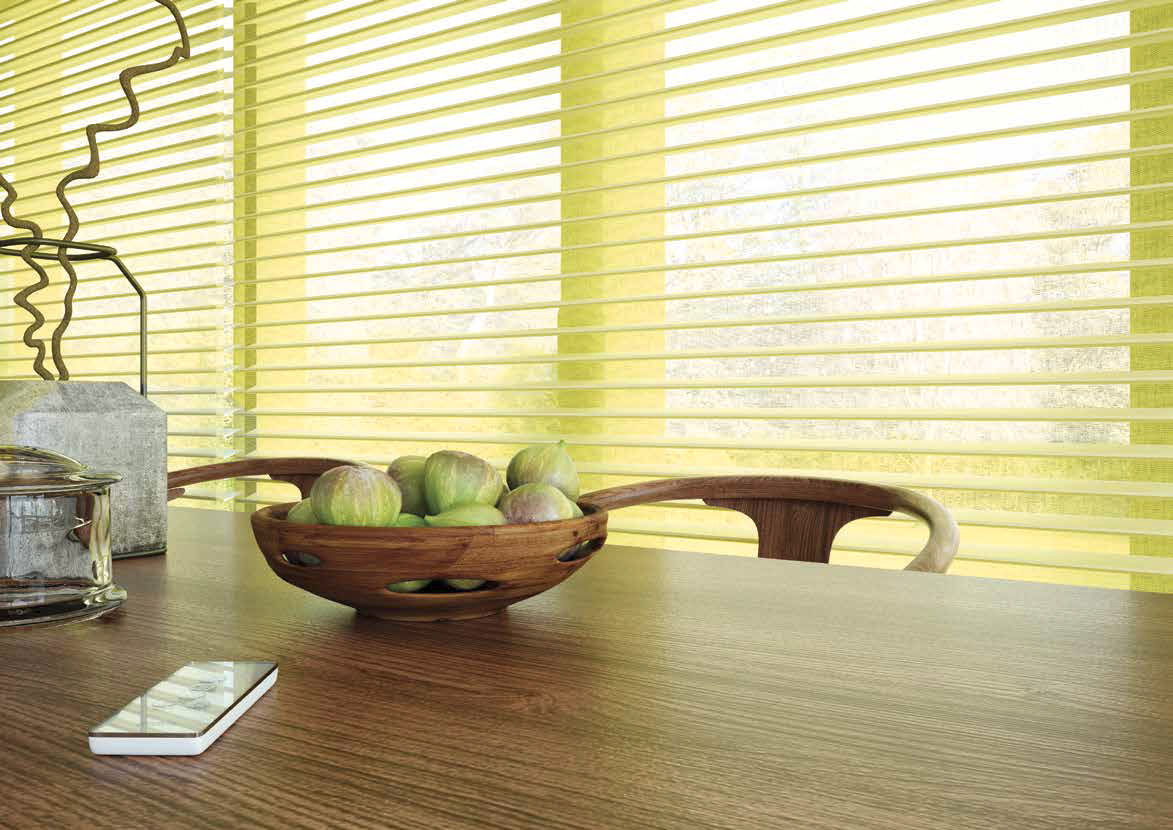 Interior Blinds Collection